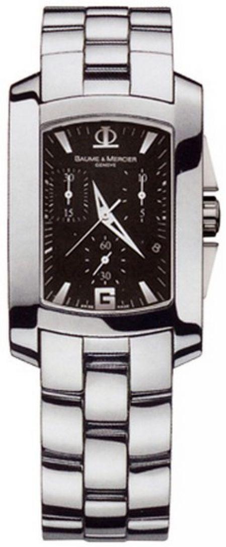 Baume & Mercier Hampton Milleis Chronograph 8484.SS