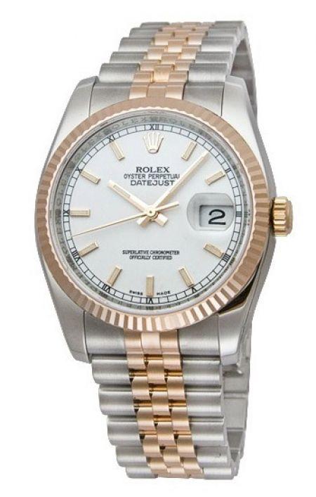 Rolex Datejust 116231.WSJ