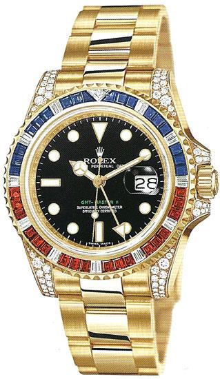 Rolex GMT Master II 116758SARU