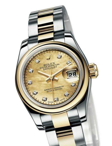 Rolex Lady Datejust 179163
