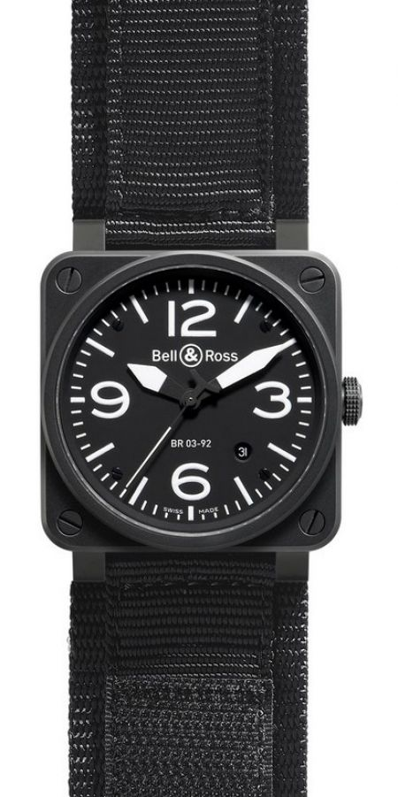 Bell & Ross BR 03 92 BR 03 92 Carbon