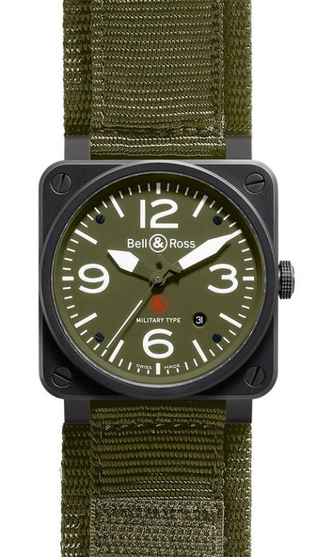 Bell & Ross BR 03 92 BR 03 92 Military