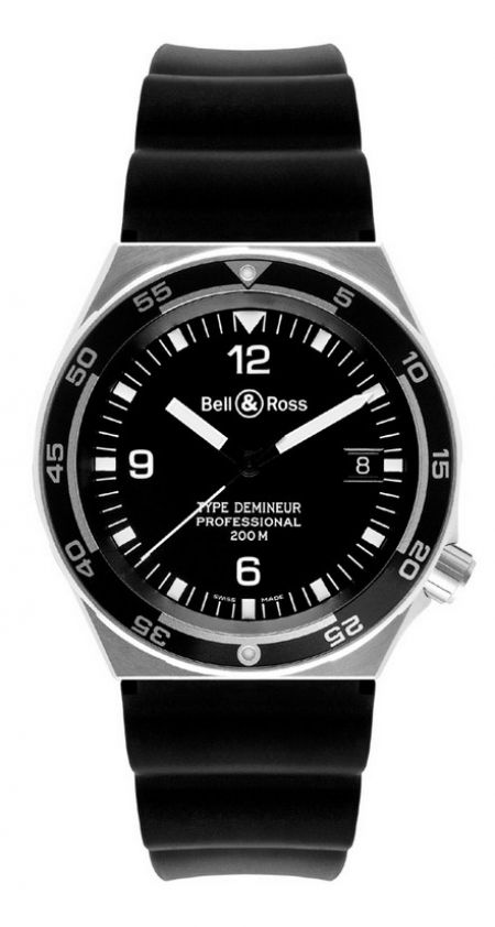 Bell & Ross Type Demineur Type Demineur Black