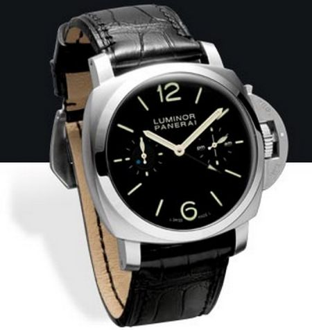 Officine Panerai Luminor 1950 Tourbillon GMT PAM 00276