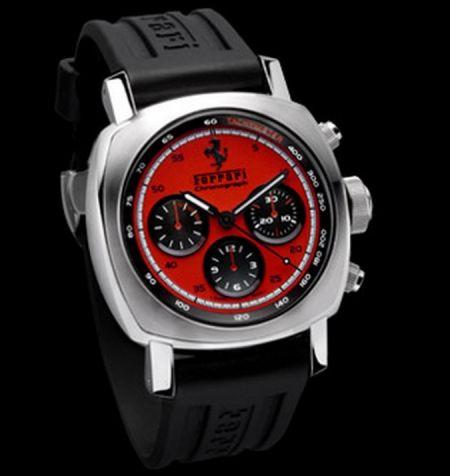 Officine Panerai Ferrari Granturismo Rattrapante FER 00013