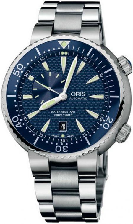 Oris Divers Small Second 01 643 7609 8555-07 8 24 01PEB