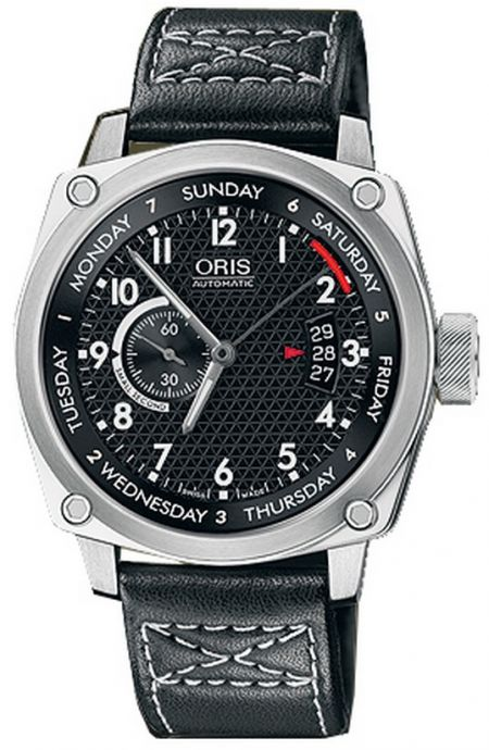 Oris BC4 Small Second, Pointer Day 01 645 7617 4164-07 5 22 58FC