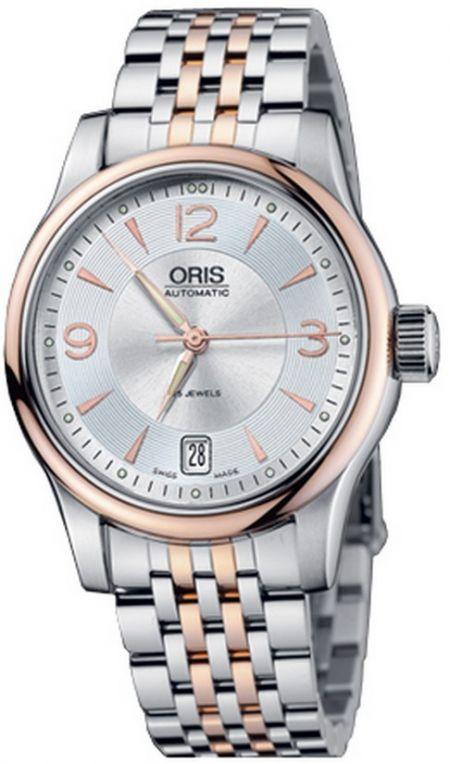 Oris Classic Date 733 7578 43 61 MB