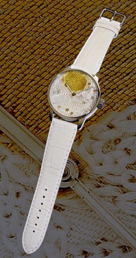Angular Momentum Fabrics Timepieces Tec and Art Fabric Tagiyyah
