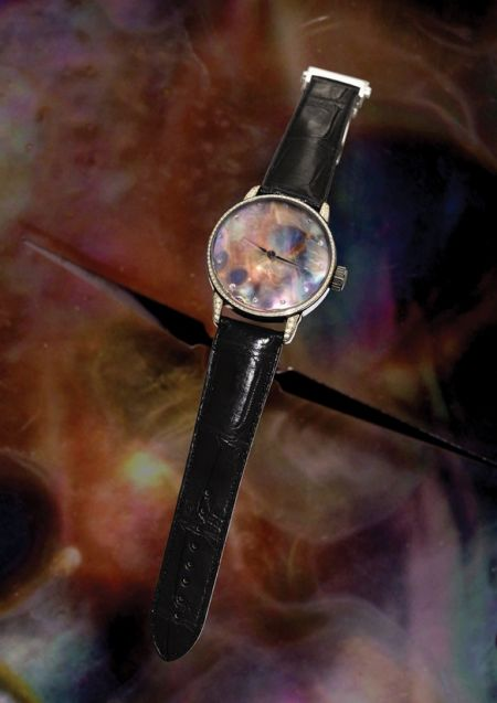 Angular Momentum Mother of Pearl Timepieces Mother of Pearl  Abalone