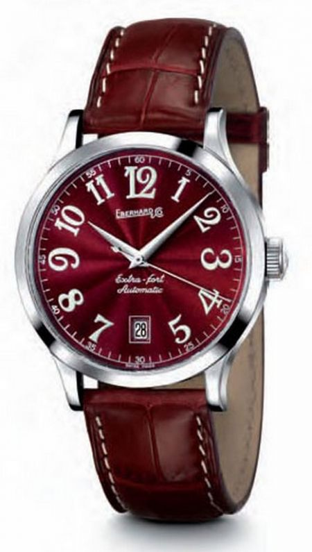 Eberhard & CO Extra Fort 41028.5.S