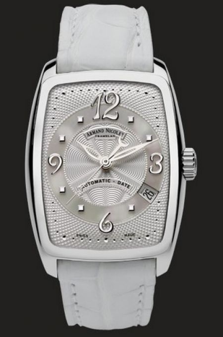 Armand Nicolet TL7 Date 9631A.AN.P968BCT0