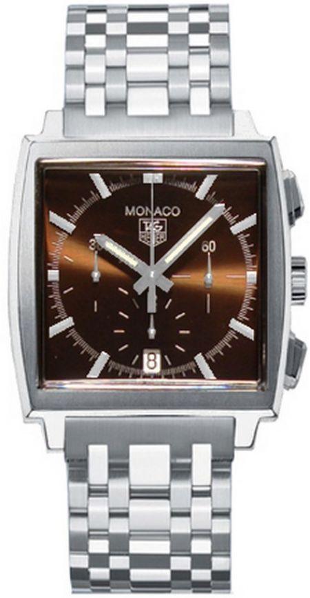 Tag Heuer Monaco Cronografo Automatico CW2114.BA0780