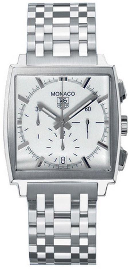 Tag Heuer Monaco Cronografo Automatico CW2119.BA0780