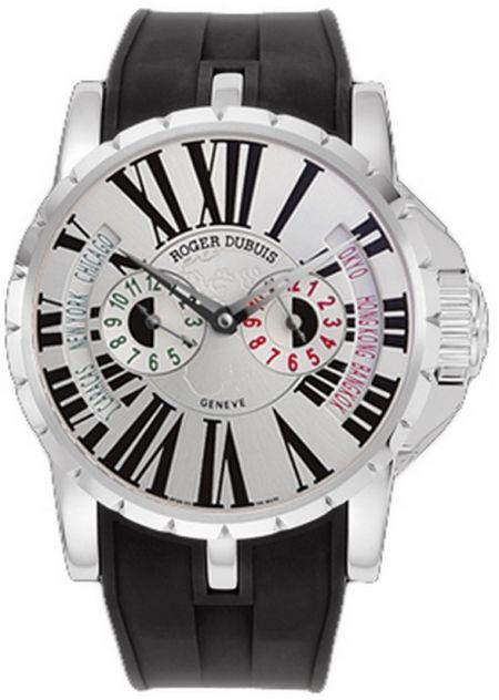 Roger Dubuis Excalibur Triple Time Zone EX45 1448 9 3.7ATT.28