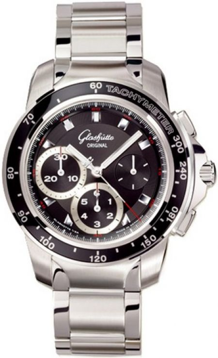 Glashutte - original Sport Evolution Chronograph 39-31-43-03-14