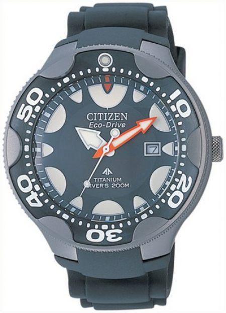Citizen Diver s 200 mt Eco Drive BN0015-07E