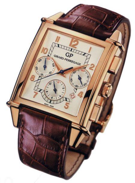 Girard Perregaux Vintage 1945 Chronograph 25840.52.111.BAED