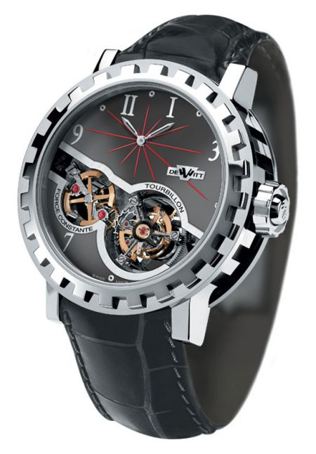 DeWitt Tourbillon Force Constante 8003.20