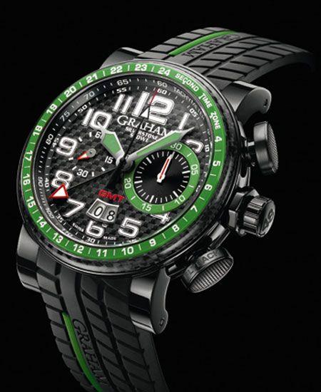 Graham Silverstone Stowe GMT Green 2BLCB.B07A.K56N