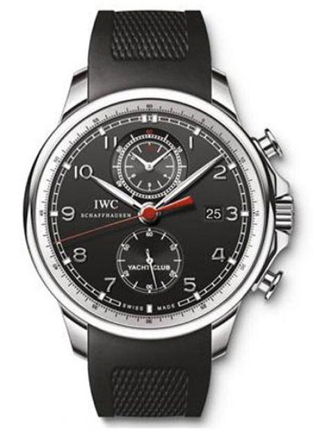IWC Portuguese Yacht Club Chronograph  IW390204