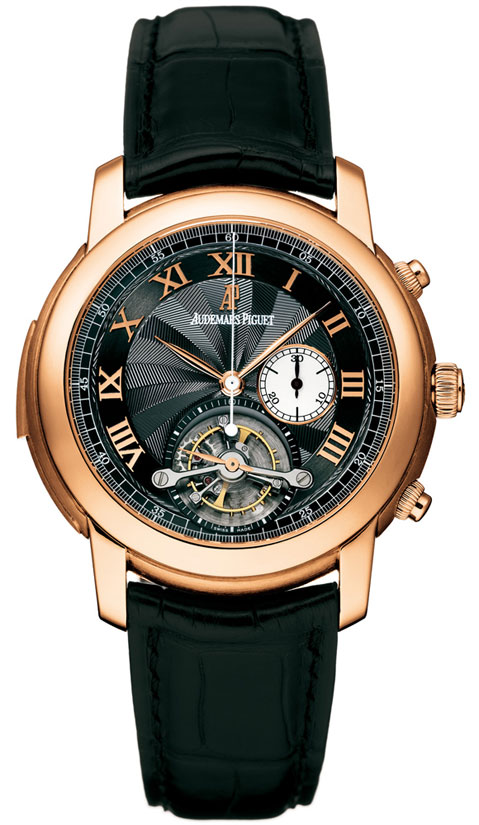Audemars Piguet Jules Audemars Minute Repeater Tourbillon Chronograph 26050OR.00.D002CR.01