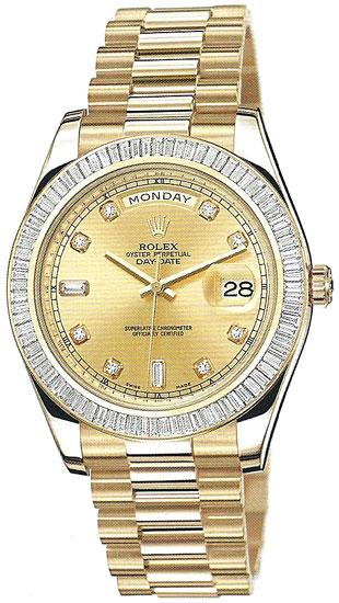 Rolex Day-Date II 218398