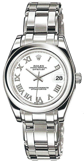 Rolex Datejust 34mm 81209