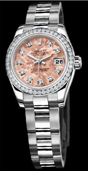 Rolex Lady Datejust 179384