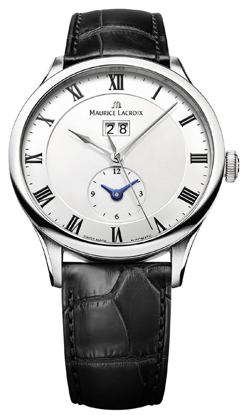 Maurice Lacroix Tradition Date GMT MP6707-SS001-112