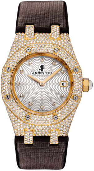 Audemars Piguet Lady Royal Oak Pavè 67605BA.ZZ.D080SU.01