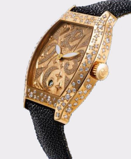 Antoine Preziuso Star Automatic Rose Gold Diamond 2