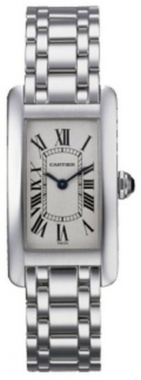 Cartier Tank Americaine W26019L1