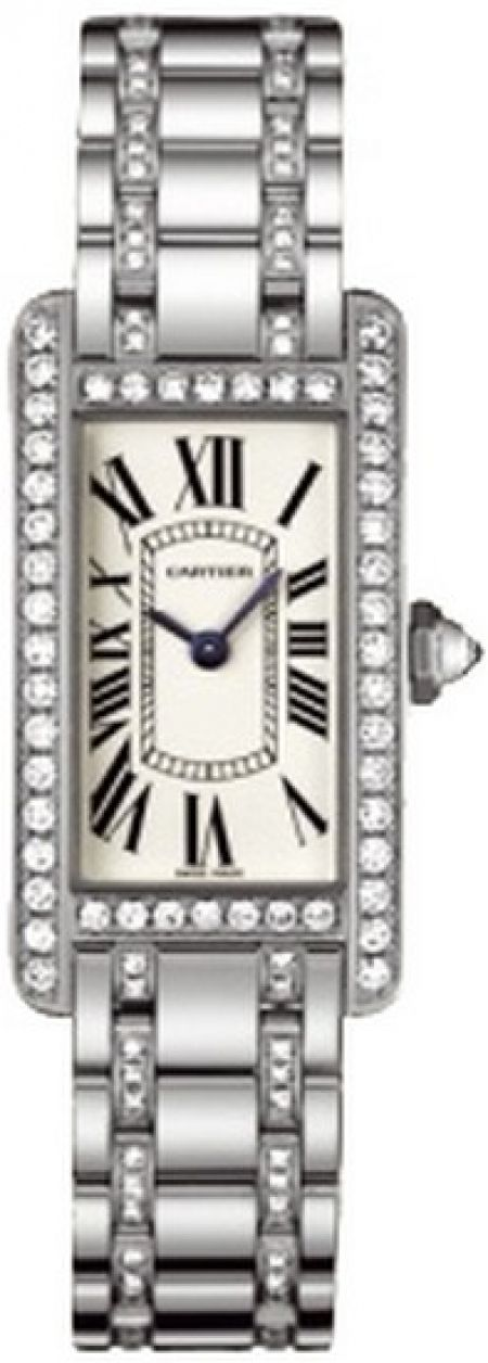 Cartier Tank Americaine WB7073MP