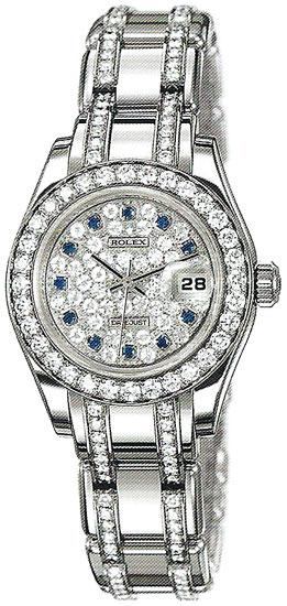 Rolex Datejust Pearlmaster 80299